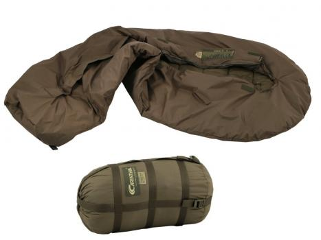 Carinthia Schlafsack Defence 1 Top 185 oliv Medium Camping Zelten Campen Outdoor