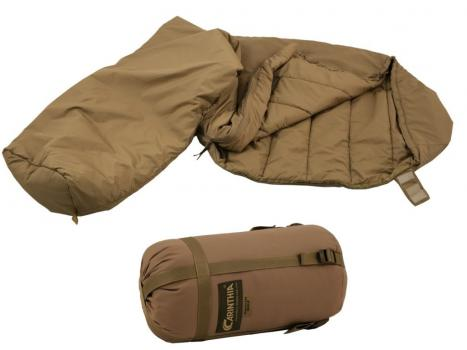 Carinthia Schlafsack Eagle sand Large Camping Zelten Campen Outdoor