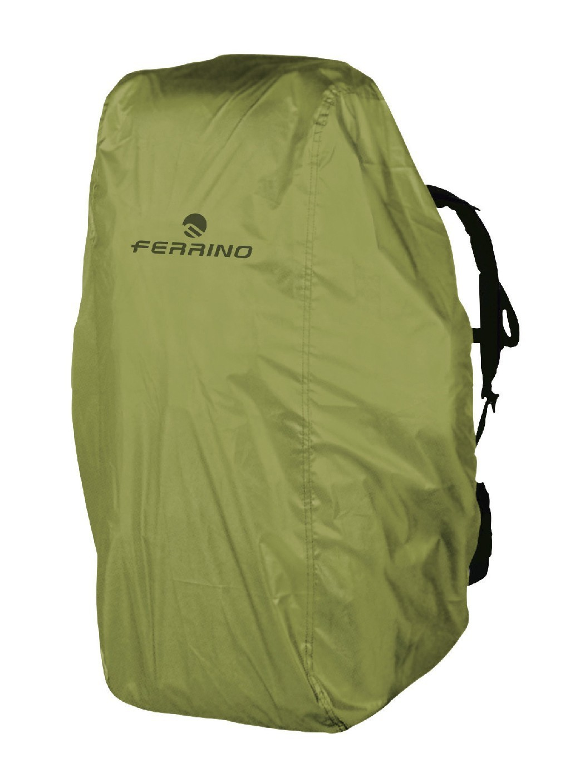 Ferrino Rucksackhülle Raincover Regenhülle 45-90 Liter grün Regenschutz wasserdi