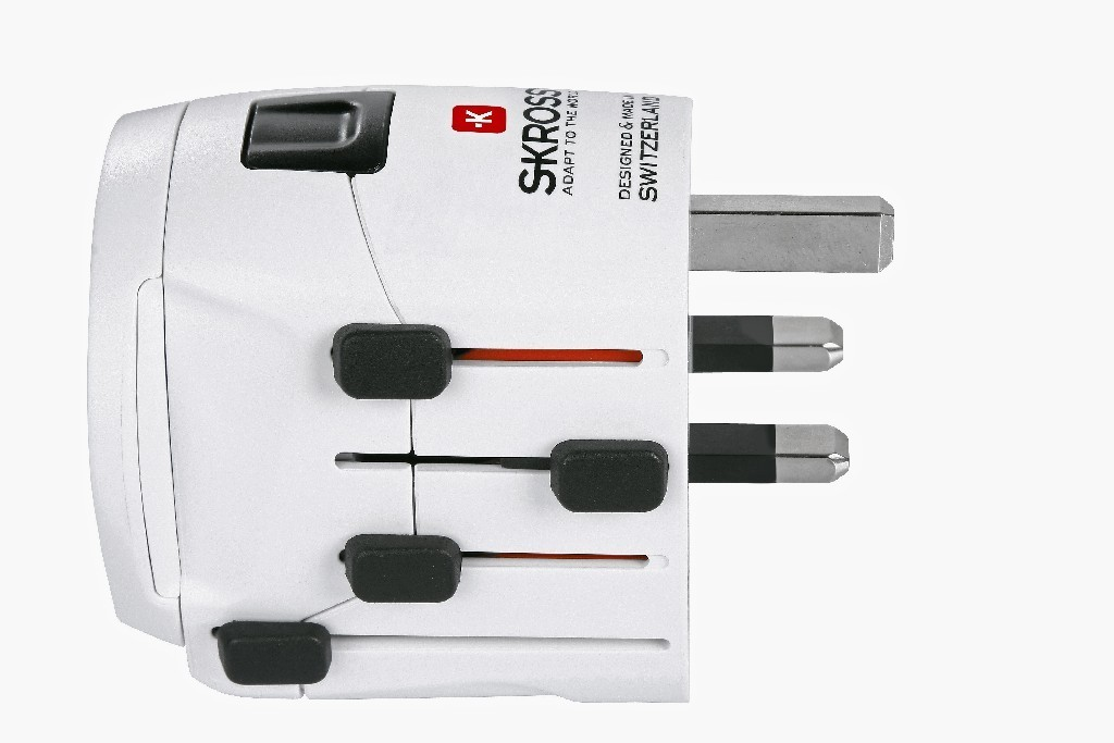 Outdoorküche Camping World : Skross steckeradapter world pro worls schutzkontakt schuko europa