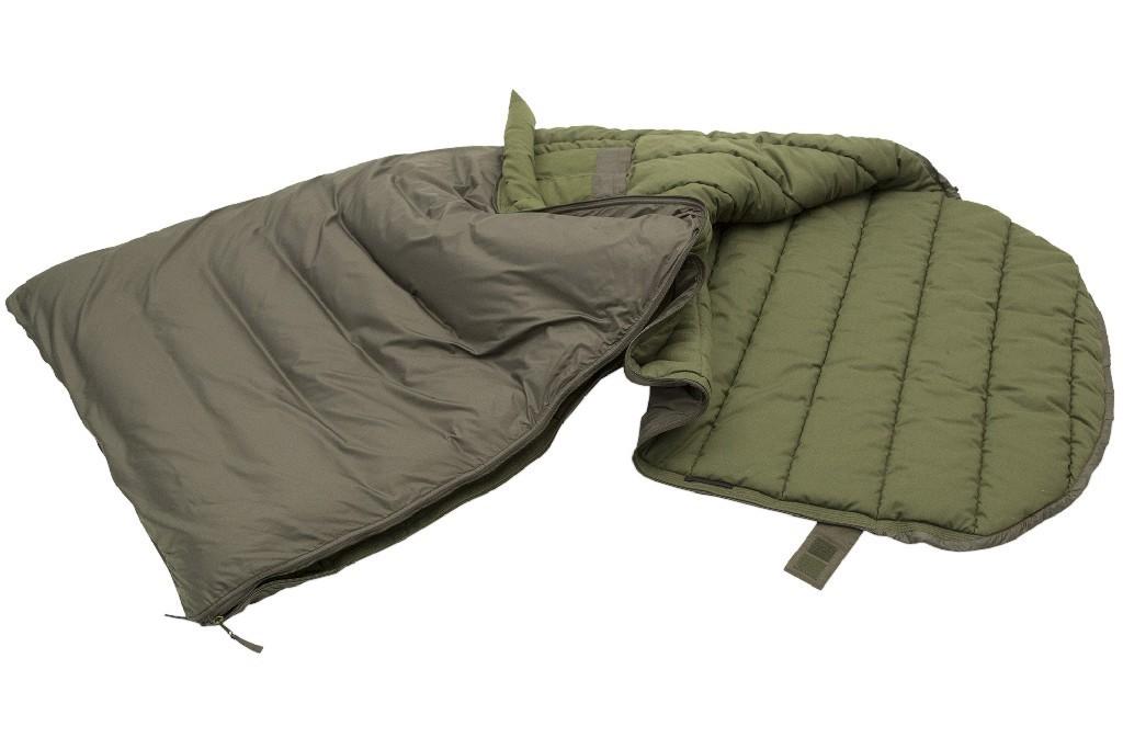 Zelten Ohne Schlafsack : Carinthia schlafsack g q loft oliv