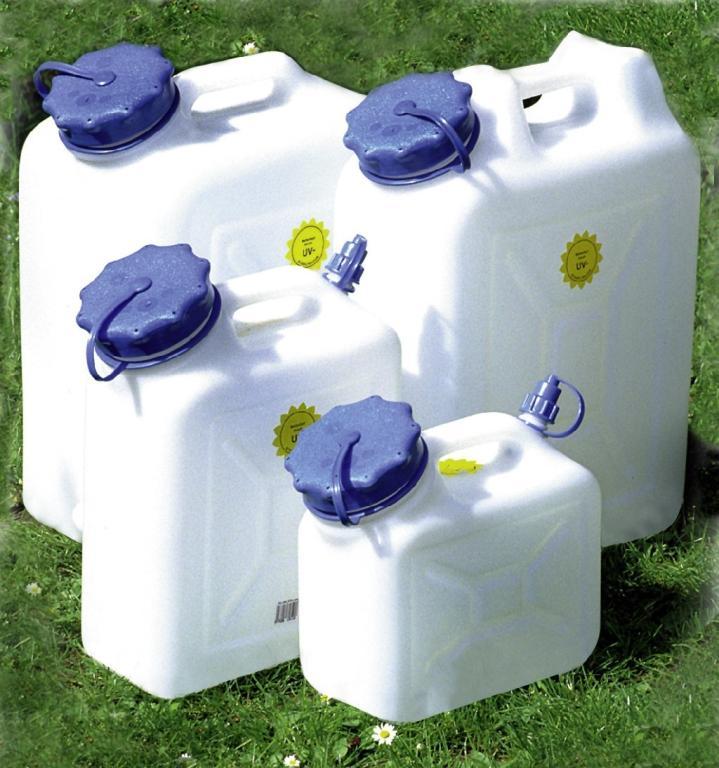 Hünersdorff weithalskanister bidons d/'eau 22 litres