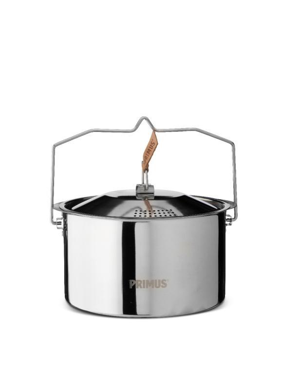 kaufen sie den primus edelstahltopf 3 liter campfire g nstig bei. Black Bedroom Furniture Sets. Home Design Ideas