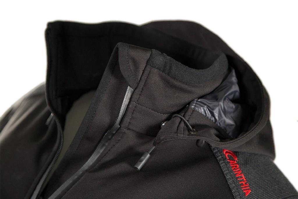 Carinthia ISG 2.0 Jacket Lady Größe XS schwarz Damen Jacke Damenjacke Outdoor Mu