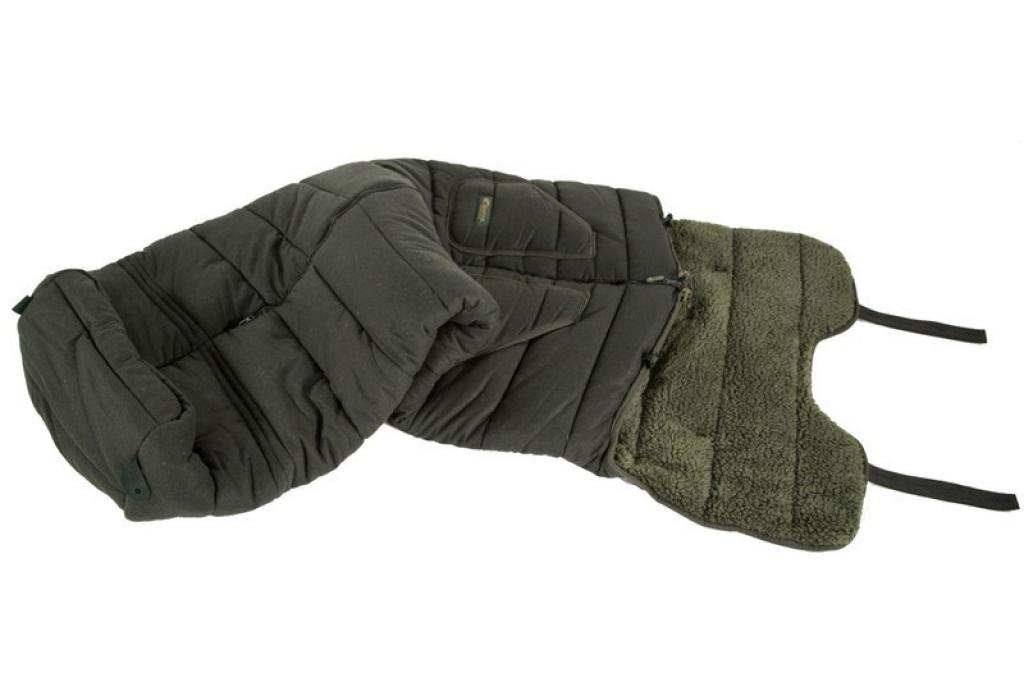 Carinthia Loden Sitting on Blanket Low Noise Olive