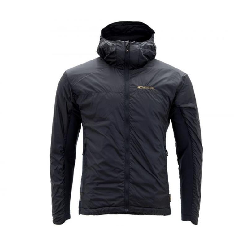 Carinthia G-LOFT ULTRA Jacket Größe L Thermojacke Outdoorjacke schwarz Jacke