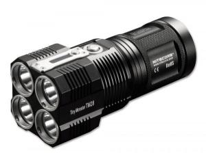 Nitecore TM28 Tiny Monster LED Taschenlampe Outdoorlampe bis 6000 Lumen