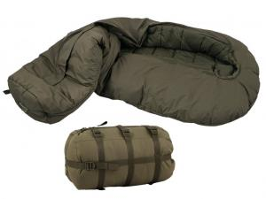 Carinthia Schlafsack Defence 4 oliv Medium Camping Zelten Campen Outdoor